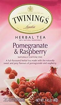 Twinings Pomegranate & Raspberry Tea 20 ct