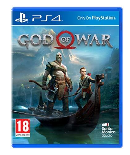God of War PlayStation 4 (Ps4) - Lingua italiana