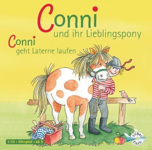 Conni und ihr Lieblingspony / Conni geht Laterne laufen: : 1 CD von Schneider. Liane (2011) Audio CD