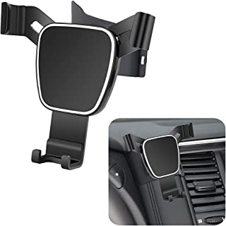 LUNQIN Car Phone Holder for 2017-2020 Nissan Armada Auto Accessories Navigation Bracket Interior Decoration Mobile Cell Ph...