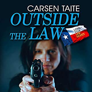 Outside the Law audiobook cover art