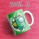 Made of : Ceramic Type : coffee mug Microwave safe Capacity 330ml Pack of :1
