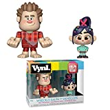 "Funko - 4"" 2-Pack: Disney: Wreck-It-Ralph 1 & VYNL 2, Multicolor, 33187..."