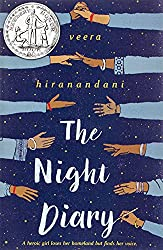 Middle-Grade Novels in Verse - the night diary