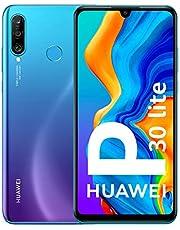 """Huawei P30 Lite Peacock Blue 6.15"""" 4gb/128gb Dual Sim"""