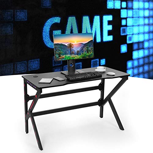 Mesa de Juegos USB Escritorio de computadora 120cm Uso doméstico
