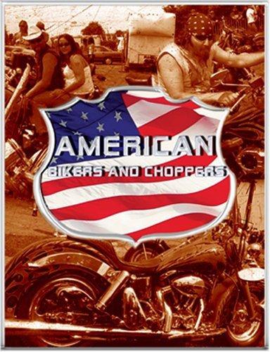 American Bikers & Choppers [DVD] [Import]