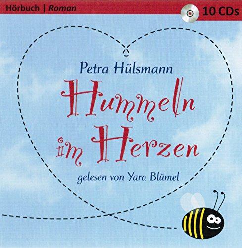 Hummeln im Herzen (ungekürzte Lesung auf 10 CDs) Hörbuch