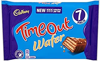 Cadbury Time Out Wafer 7 Pack 148G