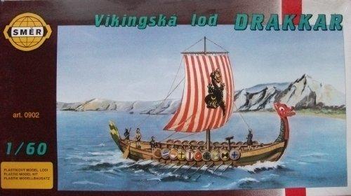 SMER - Maqueta de barco