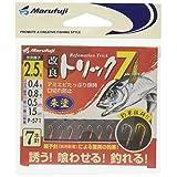 Marufuji(マルフジ) P-571 改良トリック7 朱塗 2.5号