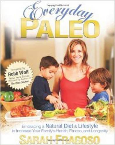 Everyday Paleo book