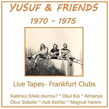Live Tapes- Frankfurt Clubs 1970- 1975 (Live)