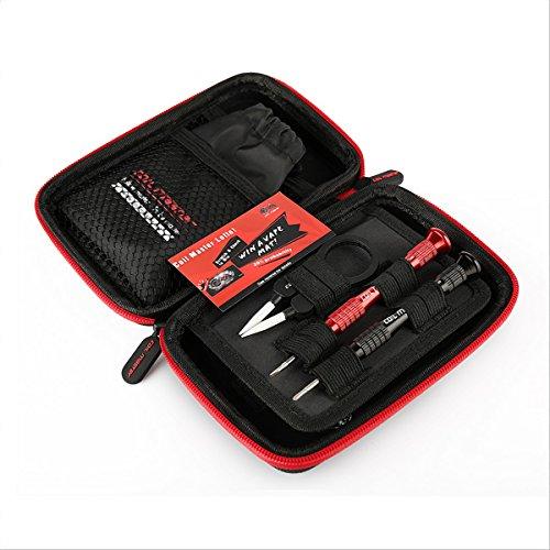 Original Coil Master DIY Kit Mini, besonders klein und handlich, ideal für unterwegs