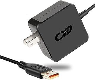 CYD 40W 20V 2A【急速ACアダプター】 PC-パソコン-充電器 対応 Lenovo-Yoga 3 11 14 Pro 700 11 14 900S 12 IdeaPad Miix 700 ADL40WDB GX20H34904 AD...