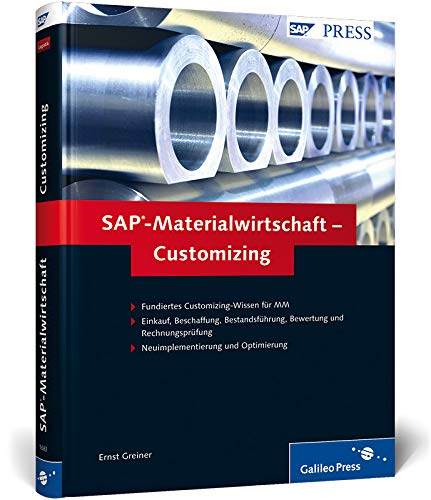 SAP-Materialwirtschaft – Customizing (SAP PRESS)