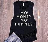 Funny Puppér Shirts, Dóg Móm Tánk Tóps -...