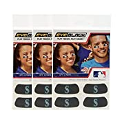 Authentic MLB product, worn by the pros Peel-n-Stick - 12 pairs Included Great for Fans and Athletes All 30 MLB Teams Available