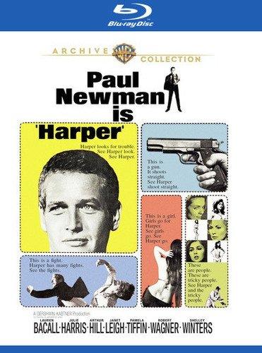 HARPER (1966) - HARPER (1966) (1 Blu-ray)