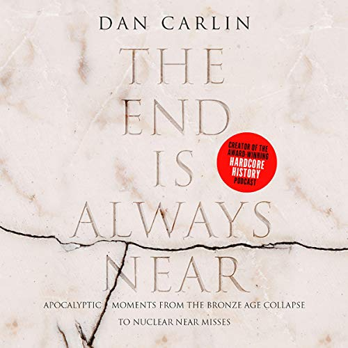 The End Is Always Near audiobook cover art