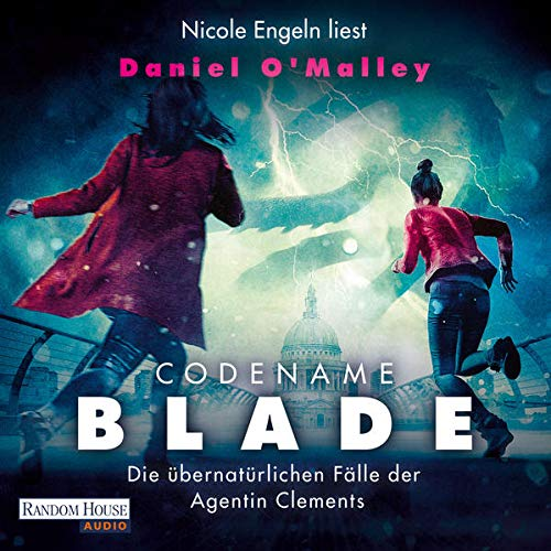 Codename Blade cover art