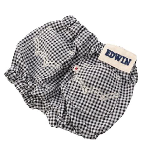 EDWIN PUMPKIN PANTS ETB10B (175/Black, 90)