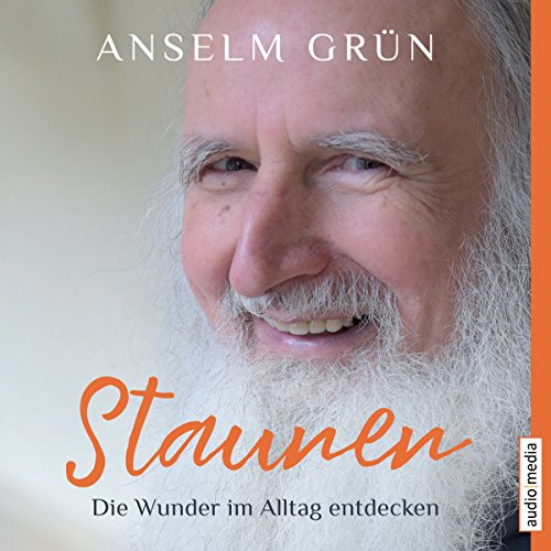 Staunen     Die Wunder im Alltag entdecken              By:                                                                                                                                 Anselm Grün                               Narrated by:                                                                                                                                 Axel Wostry                      Length: 6 hrs and 43 mins     Not rated yet     Overall 0.0