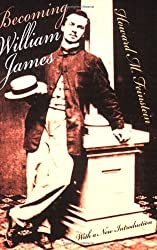 Becoming William James Book Cover