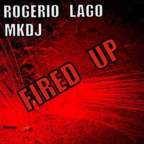 Rogerio Lago, Mkdj & Funky Green Dogs