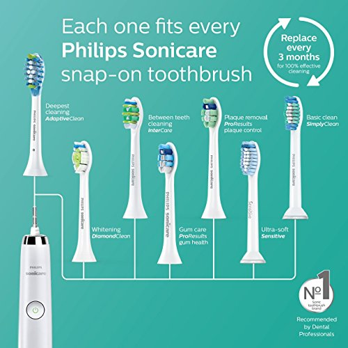 Philips Sonicare 3 Series gum health rechargeable electric toothbrush, HX6631