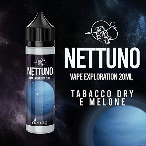 NEBULA AROMA CONCENTRATO LINEA GALAXY Mix & V. 20 ml MADE IN ITALY - 2019 (NETTUNO)
