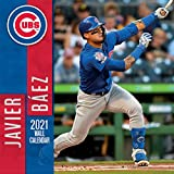 Chicago Cubs Javier Baez 2021 Calendar