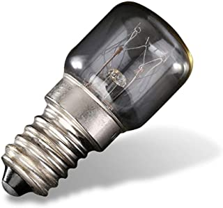 Gladle (1 piezas) E14 25 W 220 V ~ 240 V Bombilla Horno Lámpara de luz bombilla horno resistente al calor (300 °C