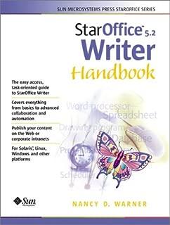 StarOffice 5.2 Writer Handbook