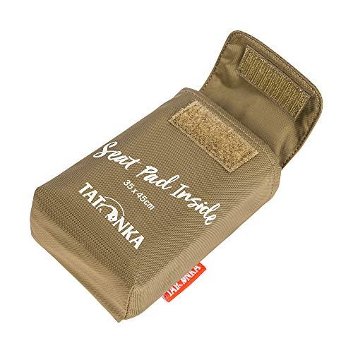 Tatonka Unisex– Erwachsene Foldable Seat Mat 26x33 Sitzkissen, Assorted, 26 x 34 cm