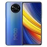 Poco X3 Pro Smartphone 6GB 128GB 120Hz 6.67'FHD + LCD DotDisplay Qualcomm® SnapdragonTM 860, 5160mAh (typ) Batería Cámara de 48MP Azul [Versión Global]