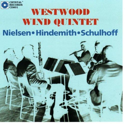 Westwood Wind Quintet by Westwood Wind Quintet (2007-08-07)