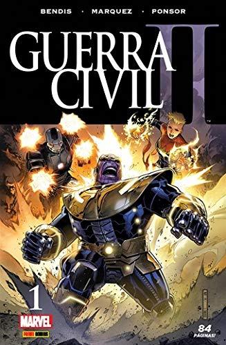 Guerra Civil II - Edição 1
