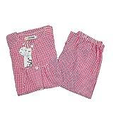 Damas Parálisis enfermería ropa Easy Wear algodón, ancianos y discapacitados ropa de enfermería pijamas,Suits,XL