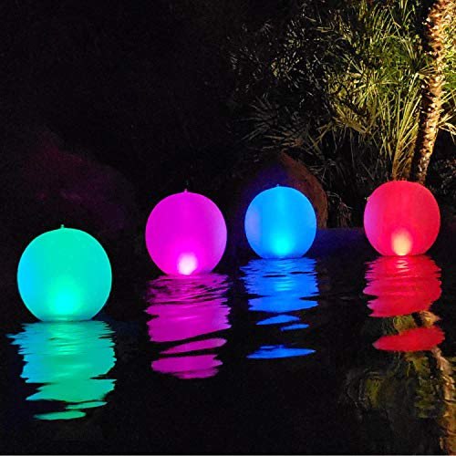 Esuper IP68 Floating Pool Lights review