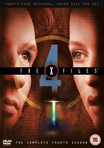 Preisvergleich Produktbild X Files S4 [UK Import]