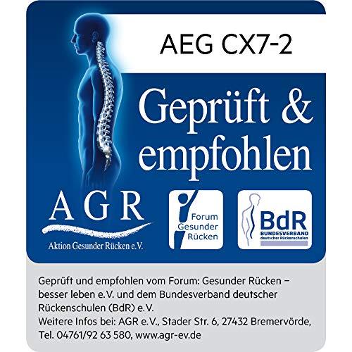 AEG Ergorapido CX7-2-45AN 2in1 - 12