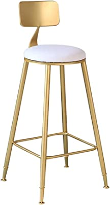 Bar Stool High Stool Bar Stool Breakfast High Chair Dining Stool Comfort Seat Kitchen Breakfast Counter