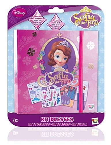Sofía la Princesa - Set Vestidos diseños (IMC Toys 205246)