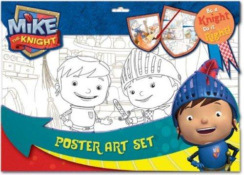 Anker - Ankmkpa - Kit De Loisirs Créatifs - Fait Tes Posters - Mike Le Chevalier