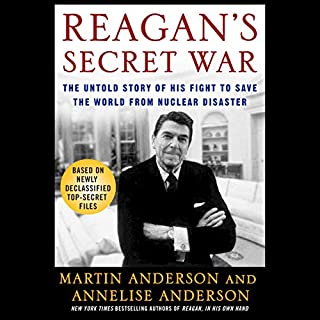 Reagan's Secret War Titelbild