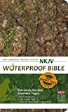 Waterproof Durable New Testament with Psalms and Proverbs-NKJV-Camouflage