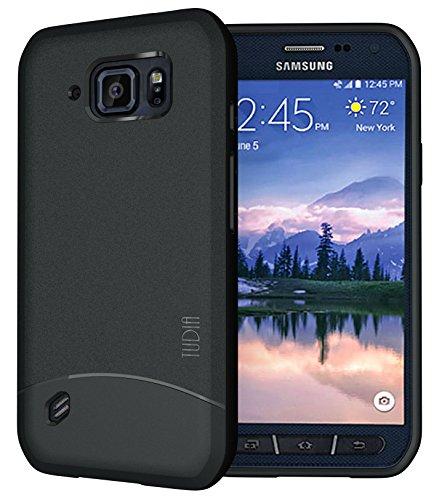 TUDIA Galaxy S6 Active Case, [Arch] Minimal Design Slim Fit Shock...
