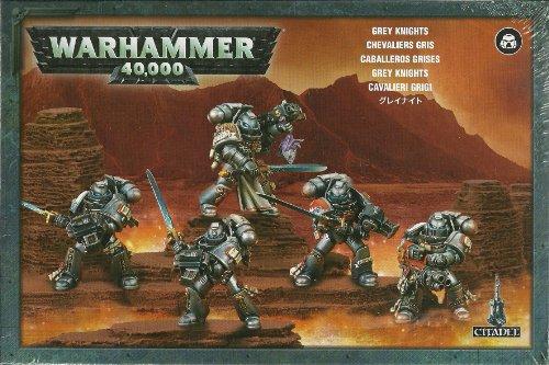 Caballeros Grises Warhammer