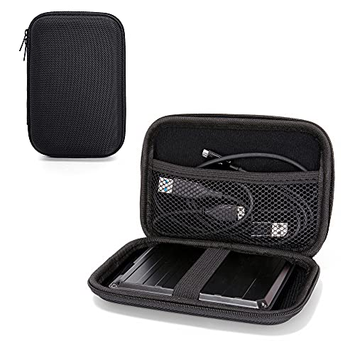 Ginsco EVA Hard Carrying Case Compatible with WD ...